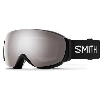 Smith I/O Mag S inkl. WS, black/Lens: cp sun platinum mirror - Skibrille
