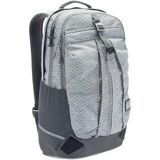 Burton Echo Pack, grey heather diamond ripstop - Rucksack
