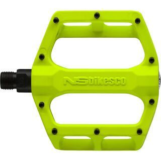 NS Bikes Aerial - Sealed Bearing, lemon lime - Pedale
