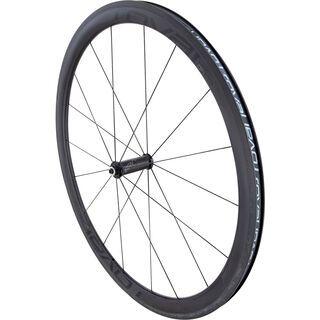 Specialized Roval CL 40, satin carbon/black - Vorderrad