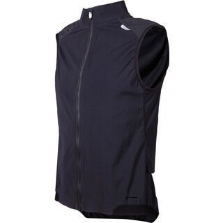 POC Resistance Pro XC Wind Vest, carbon black - Radweste