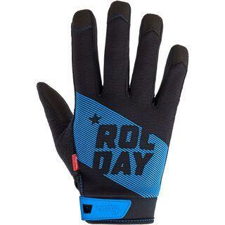 Rocday Evo Gloves, blue - Fahrradhandschuhe