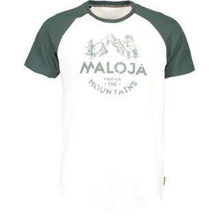 Maloja BeverM., pinetree - T-Shirt