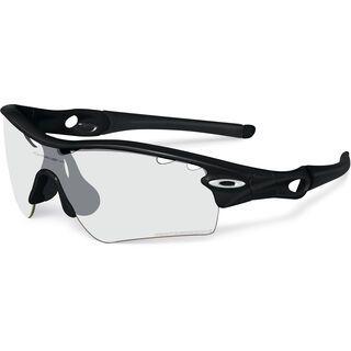 Oakley Radar Path, polished black/clear black irdium photocromatic vented - Sportbrille