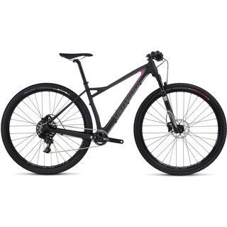 Specialized Fate Comp Carbon 29 2016, carbon/charcoal/pink - Mountainbike