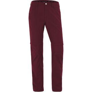 Vaude Women's Yaki ZO Pants, claret red - Radhose