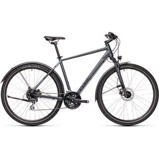 Cube Nature Allroad iridium´n´black 2021