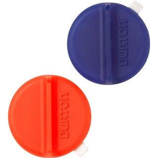 Burton Mini Scraper Mats, red/blue - Stomp Pad