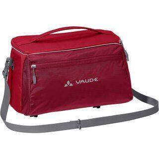 Vaude Road Master Shopper, salsa - Gepäckträgertasche
