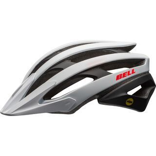 Bell Catalyst MIPS, white/black/red - Fahrradhelm