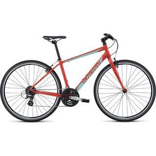 Specialized Vita 2017, red/turq/wht silver - Fitnessbike