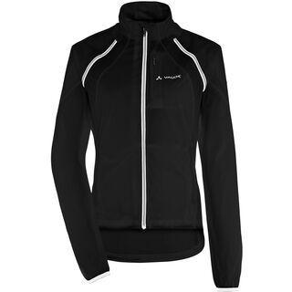Vaude Women's Windoo Jacket, black - Radjacke