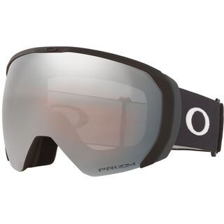 Oakley Flight Path XL Prizm, matte black/Lens: black iridium - Skibrille