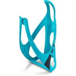 Cube Flaschenhalter HPP, matt turquoise´n´black