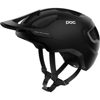 POC Axion SPIN, matt black - Fahrradhelm