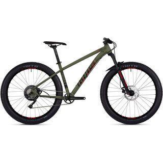 Ghost Roket 5.7+ AL 2019, green/black/red - Mountainbike
