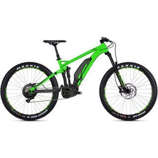 Ghost Hybride Kato FS S4.7+ AL 2018, neon green/black - E-Bike