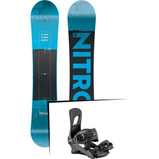 Set: Nitro Prime Blue 2019 +  Rambler (2179812S)