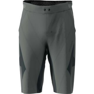 Zimtstern Tauruz Evo Short, gun metal/pirate black - Radhose