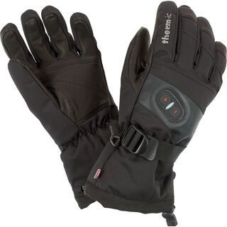 Therm-ic PowerGloves IC 1300 Men, black - Heizhandschuhe