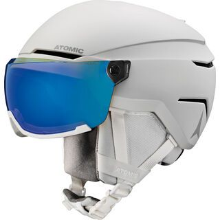 Atomic Savor Visor Stereo white heather