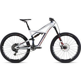 Specialized Enduro FSR Expert Carbon 650b 2016, navy/white/red - Mountainbike