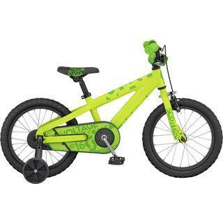 Scott Voltage JR 16 2016, yellow/green - Kinderfahrrad