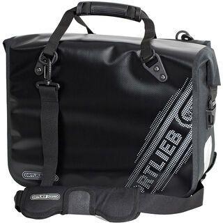 Ortlieb Office-Bag Black'n White QL2.1, schwarz-weiß - Fahrradtasche