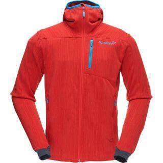 Norrona Lyngen Warm 2 Flex Jacket, Orange Peel - Jacke