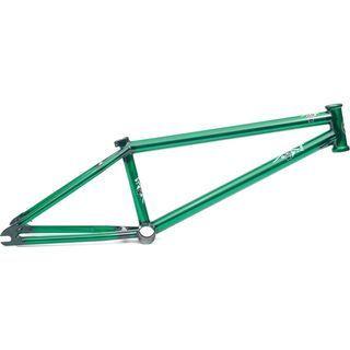 WeThePeople Patron Frame 2015, translucent green - Fahrradrahmen