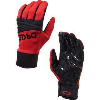 Oakley Factory Park Glove, red line - Skihandschuhe