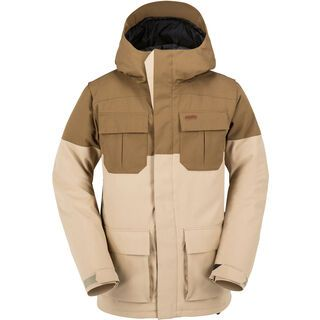 Volcom Alternate Insulated Jacket, khaki - Snowboardjacke