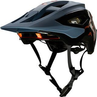 Fox Speedframe Pro Helmet, blue steel - Fahrradhelm