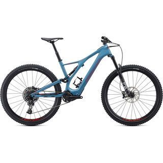 Specialized Turbo Levo SL Comp Carbon 2020, grey/red - E-Bike