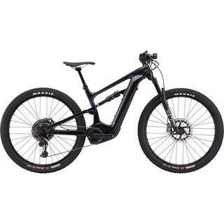 Cannondale Habit Neo 1 2020, black pearl - E-Bike