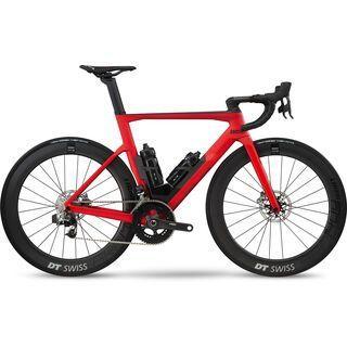 BMC Timemachine Road 01 Two 2019, super red - Rennrad