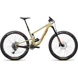 Santa Cruz Hightower CC X01 2020, desert/orange - Mountainbike