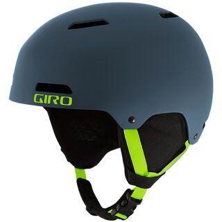 Giro Ledge, matte turbulence - Skihelm