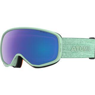 Atomic Count S 360° HD, mint sorbet/Lens: blue hd - Skibrille