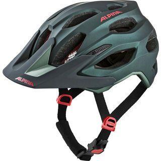 Alpina Carapax 2.0, seamoss - Fahrradhelm