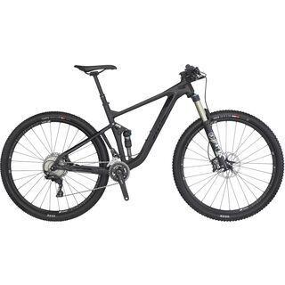 BMC Speedfox 02 XT 2016, stealth black - Mountainbike