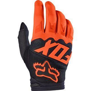 Fox Dirtpaw Race Glove, orange - Fahrradhandschuhe