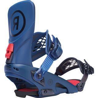Ride LTD 2017, blue - Snowboardbindung