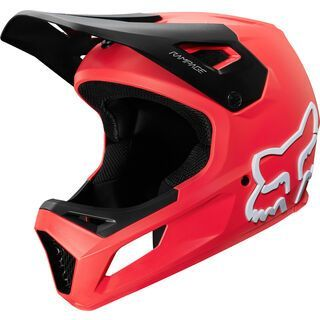 Fox Rampage Helmet, bright red - Fahrradhelm
