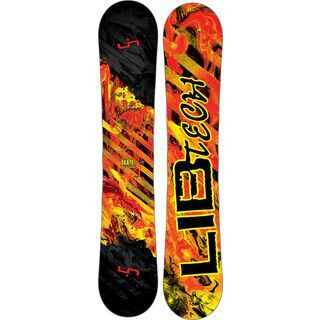Lib Tech Skate Banana 2017, red - Snowboard