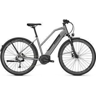 Focus Planet² 5.9 Trapeze 2020, toronto grey - E-Bike