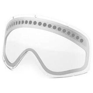 Oakley XS O Frame Lens, Clear - Wechselscheibe