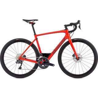 Specialized Roubaix Expert Ultegra Di2 2019, rocket red/candy red - Rennrad