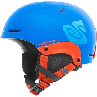 Sweet Protection Blaster, bird blue - Skihelm