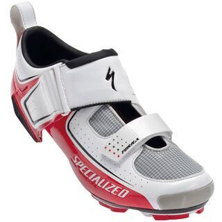 Specialized Trivent Terra MTB 2013, red/white - Radschuhe